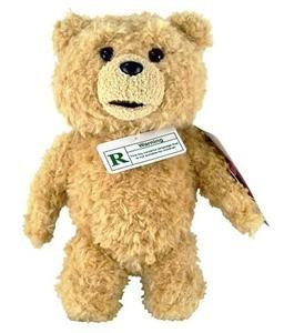 Ted 8 Talking Plush Teddy Bear