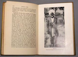 JUNGLE LORE   Jim Corbett (1953) Tiger Hunting India, Man eaters
