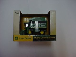 John Deere 9996 Cotton Picker Toy