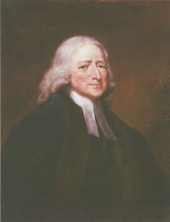 John Wesley English Christian Theology Methodist Quote and Photo