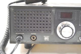 Realistic Navaho TRC 458 40 Channel Base Station CB Am SSB Tranceiver