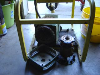 John Deere 3000 watt generator for parts without engine now lower
