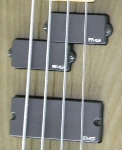 Jackson John Campbell Signature Bass Guitar Lamb of God