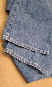 St Johns Bay Boot Cut 12 Average VGC Womens Jeans Blue These Are Nice