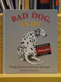 Bad Dog Andy A PARODY John Paragon Cassandra Peterson Cathy Pavia