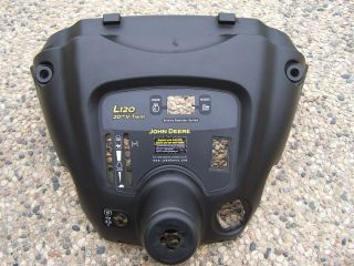 John Deere L120 Instrument Panel JD Dash