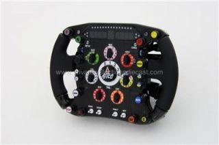 Amalgam Ferrari 2009 F60 Raikkonen Massa Steering Wheel Spring Sale