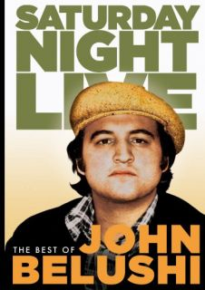 Saturday Night Live Best of John Belushi New DVD SNL
