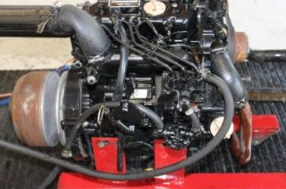 John Deere Gator Yanmar Diesel Engine 3TN66
