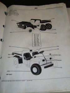 John Deere Gator 4x2 6x4 Parts Catalog PC2387
