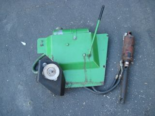 JOHN DEERE 212 HYDRAULIC LIFT ASSEMBLY 210 214 216 PUMP CYLINDER PARTS