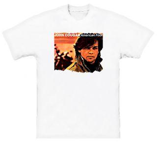 John Cougar Mellencamp American Fool Vintage T Shirt