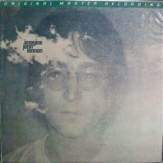 John Lennon Imagine Mobile Fidelity MFSL 1 153 JVC Japan George Harrison SEALED