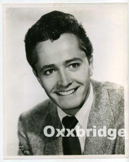 John Derek Actor The Ten Commandments Leather Saint Original Vintage Photo 1945