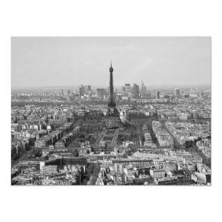 Panoramic Eiffel Tower Posters from Zazzle