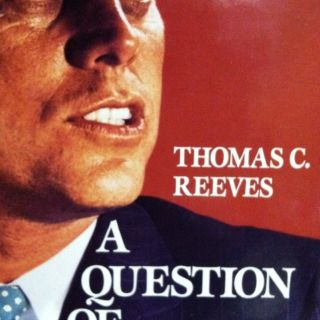 John Kennedy Biography A Quesion of Characer |