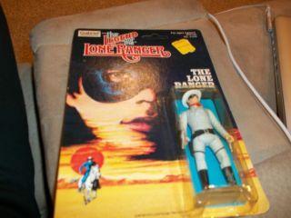 "1980 Gabriel Toys The Legend of The Lone Ranger John Reid 4"" Action Figure"