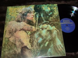 John Mayall Blues from Laurel Canyon Original 1968 UK Decca Pressing