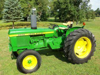 John Deere 2040 Tractor Diesel Sharp