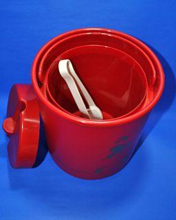 Johnnie Walker Red Label Ice Bucket Cooler New