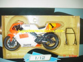 1 12 IXO Metal Model Motor Bike Altaya Motorcyle Honda Yamaha Suzuki