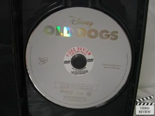 Old Dogs DVD Robin Williams John Travolta No Cover