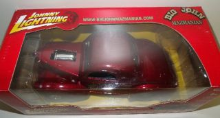 Big John MAZMANIAN 1 24 1941 Willys Gasser Muscle Car NEW IN BOX