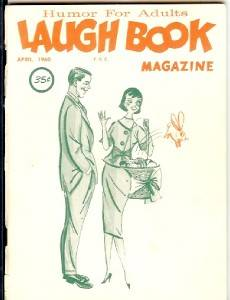 Laugh Book Magazine April 1960 Humor