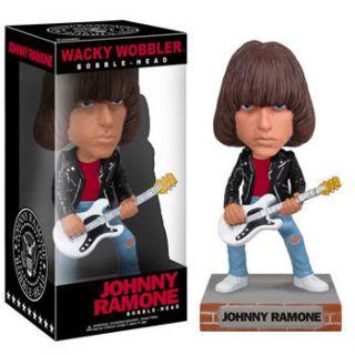 Funko Wacky Wobbler Rock Legends JOHNNY RAMONE 6 5 inch Bobblehead