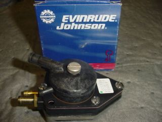 Johnson Evinrude BRP Outboard Fuel Pump Assy 438554