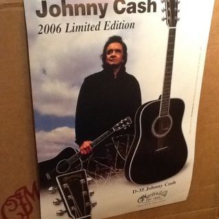 Martin D 35 Johnny Cash Acoustic Guitar