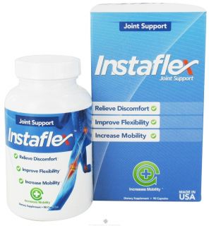 INSTAFLEX Joint Support 90 Capsules Dietary Supplement Pain Relief