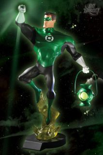 Hal Jordan Statue Green Lantern The Animated Series DC Collectibles