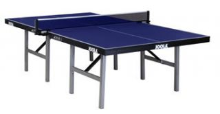 Joola 2000s Table Tennis Ping Pong Blue Premium Table