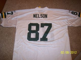 Jordy Nelson Green Bay Packers Mens XXL Jersey