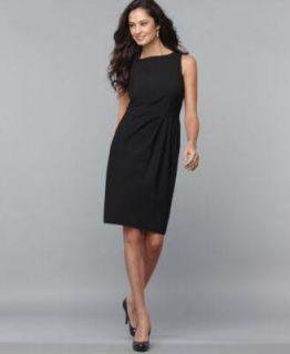 Jones New York Collection Sleeveless Classic Womens Black Dress sz 10