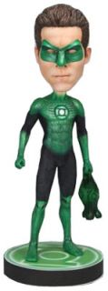 The Green Lantern Movie Hal Jordan Standing Bobble Head