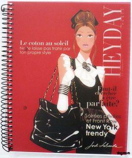Jordi Labanda Heyday New York Magazine Cover Notebook