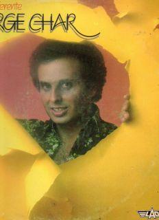 Jorge Char LP Especial Y Diferente LP Usado