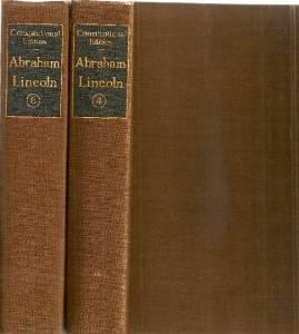 RARE 1923 ABRAHAM LINCOLN CIVIL WAR 8 VOLUME GIFT SET ILLUSTRATED GETTYSBURG USA