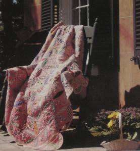 Josephs Coat Best Loved Quilt Pattern w Flexible Templates