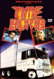 Time Bomb DVD Billy Dee Williams Morgan Fairchild