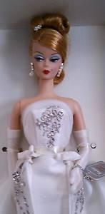 Joyeux Barbie Doll Holiday Fashion Model Robert Best Silkstone MIMB Limited