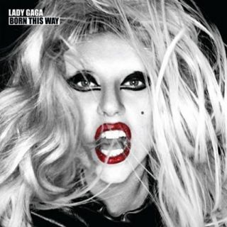 Lady Gaga Born This Way CD 2CDs New Deluxe Edition