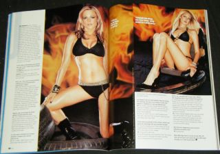 Fear Factor Hotties in Stuff Magazine March 2003