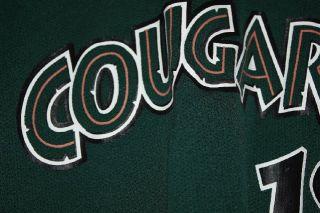 Josh Beckett Kane County Cougars Minor League Jersey Shirt XL Marlins Red Sox