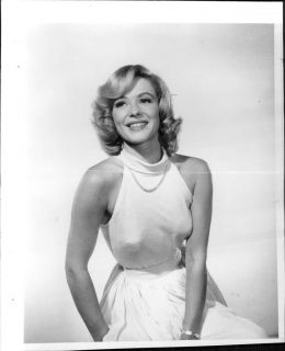 1960 Judi Meredith Actress 1 Press Photo
