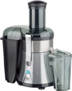Stainless Steel Multi Function Electric Juicer Sunpentown CL851 Juice Machine