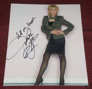 Judith Light Signed Ugly Betty Claire Meade Promo Photo |