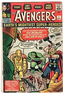 The Avengers 1 September 1963 Joss Whedon Movie Iron Man Thor The Hulk Ant Man